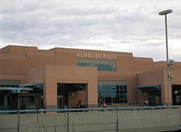 autonoleggio aeroporto di Albuquerque