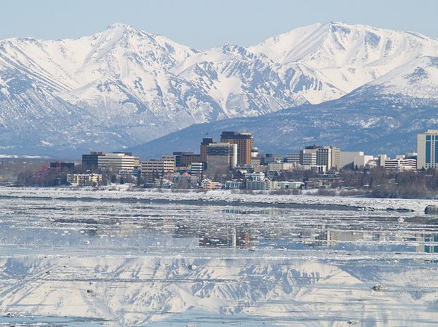 autonoleggio Anchorage