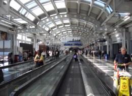 autonoleggio aeroporto di Chicago
