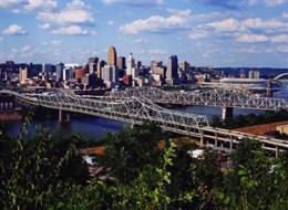 autonoleggio Cincinnati