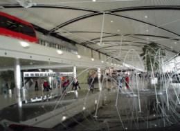 autonoleggio aeroporto di Detroit