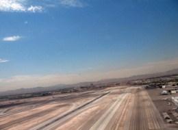 autonoleggio aeroporto di Las Vegas